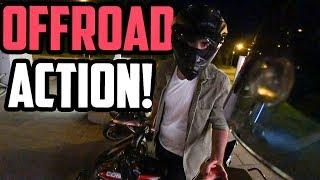 OFFROAD QUAD ACTION | Moji Live