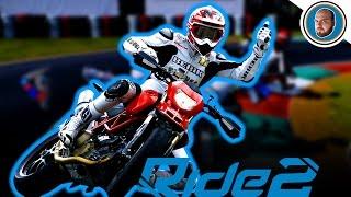 Team Nu Rossi a squadre con i Motard (e Cafè Racer on board) - Ride 2