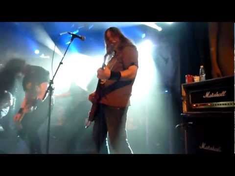 ENTOMBED live @ Virgin Oil Co., Helsinki (05.oct.2012)