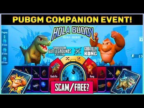 Holla Buddy Event