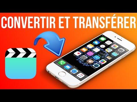Comment Mettre Un Film Sur IPhone IPad & IPod Touch [TUTORIEL]