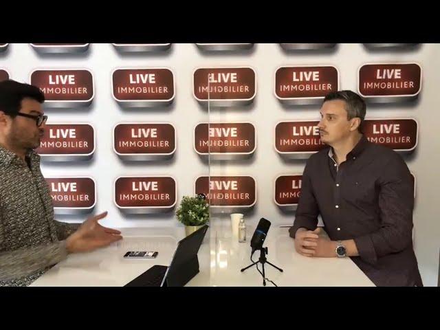 Live immobilier avec Mickael BUQUET de GUY HOQUET