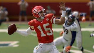 NFL Sunday - Denver Broncos vs Kansas City Chiefs Full Game   NFL Week 15 December 15 (Madden)