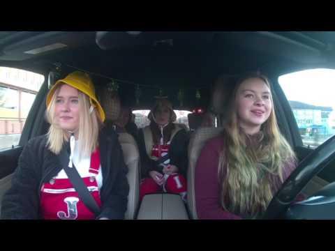 #Følgnordlaksen Carpool lang versjon