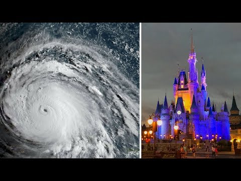Walt Disney World in Hurricane Irma - The Experience