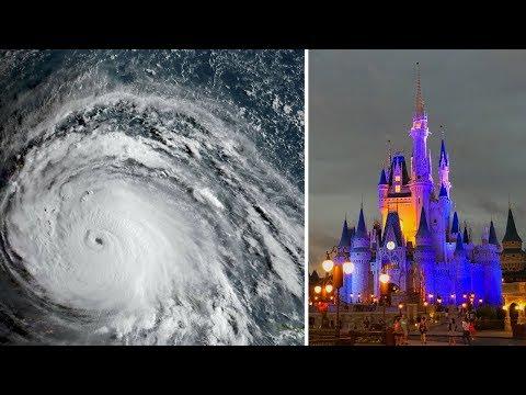 Walt Disney World in Hurricane Irma - The Experience