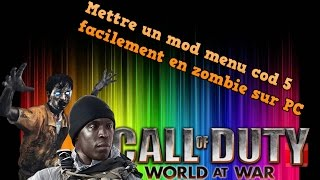 Installer un mod sur Call of Duty World at War (PC) FR
