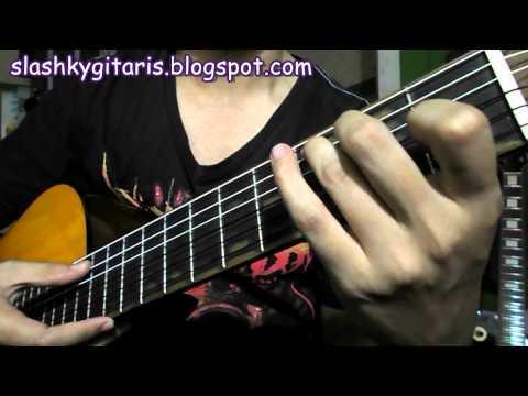 Belajar kunci gitar C mayor untuk pemula