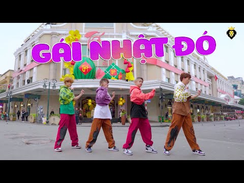 GÁI NHẬT ĐÓ SAMURAI REMIX   DI DI ft LONG.C   KIONX DANCE TEAM   SPX ENTERTAINMENT