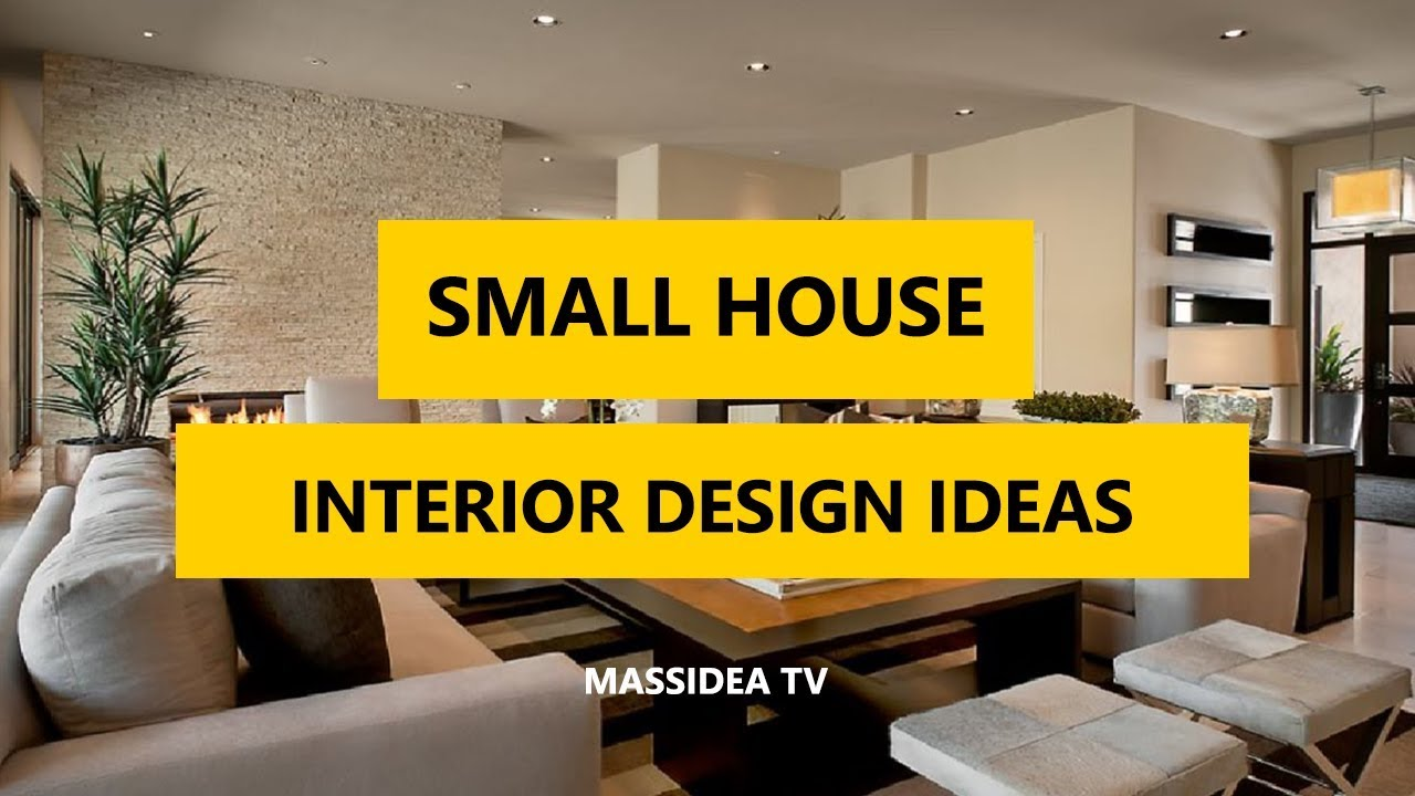 50 Awesome Interior Design Ideas For Small House 2018 Youtube