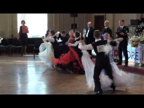 Elfs2012 8D rating Junior I Petkevics  Ivanova; Kurzemnieks  Keisa final viennese waltz