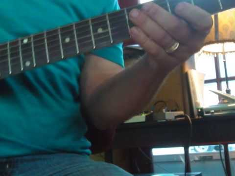G Blues Lick and G9 Chords