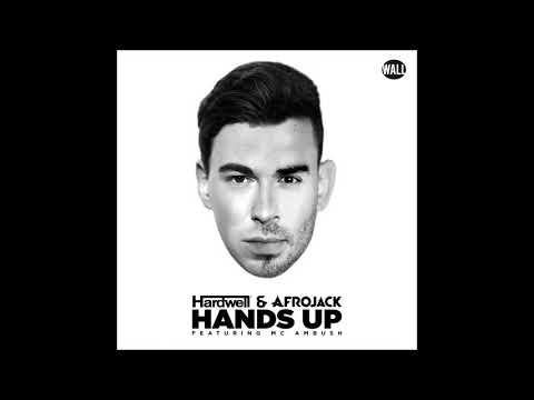 Hardwell & Afrojack ft. MC Ambush - Hands Up (Extended Mix)