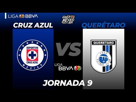Cruz Azul G.B. Queretaro Goals And Highlights