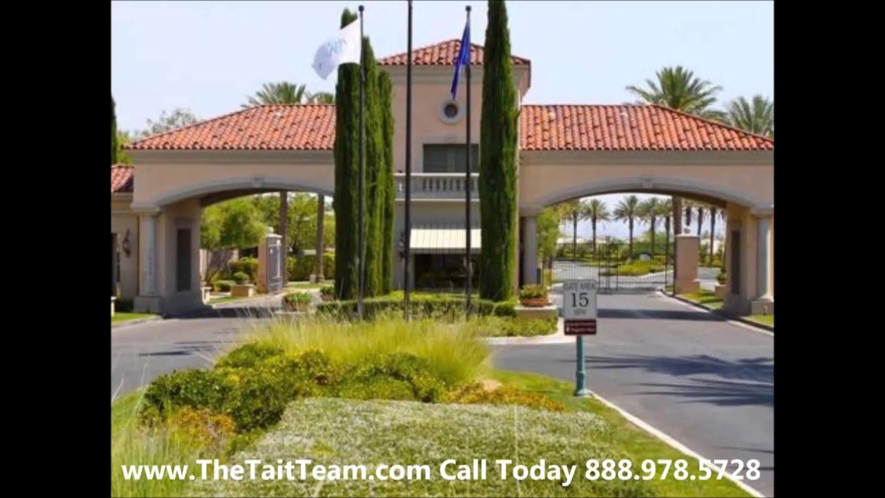 55 and over living in las vegas - The Tait Team 55 Senior Living Siena Summerlin Las Vegas Nv