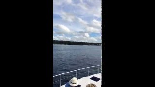 Silver Moon Barbados luxury catamaran cruise