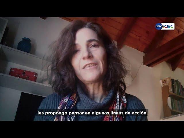 #EducarEnRed #4 ➡ Acompañar las trayectorias educativas | Andrea Martino