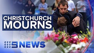 Special coverage from Christchurch   Nine News Australia