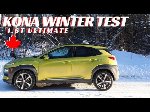 Hyundai Kona 1.6T Ultimate Test Drive (2019)
