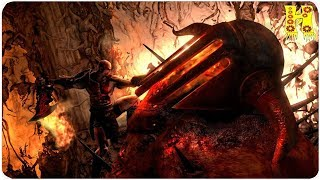 God  Of War 3: Прохождение №1 (Бог войны 3 Обновленная версия)