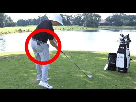 How to Easily Clear Your Hips In The Downswing