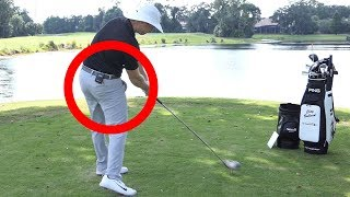 How to Easily Clęar Your Hips In The Downswing