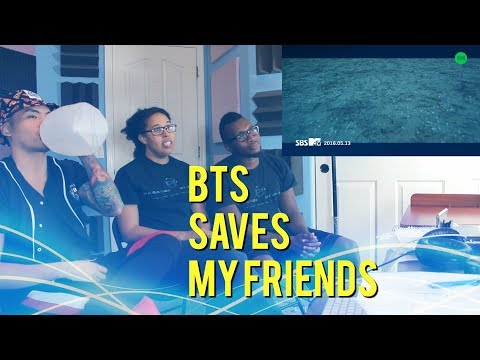 BTS - SAVE ME - MV - (REACTION VIDEO)