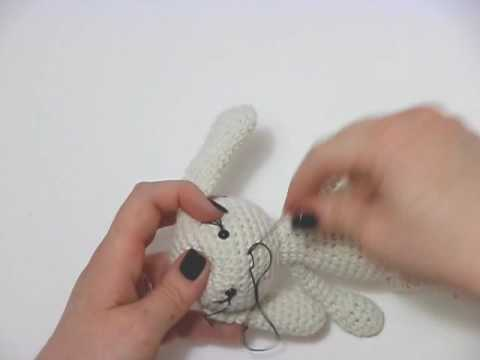 Rt bites simple softies bunny eyelashes nose and blush rt bites simple softies bunny eyelashes nose and blush crochet amigurumi detailing ccuart Image collections