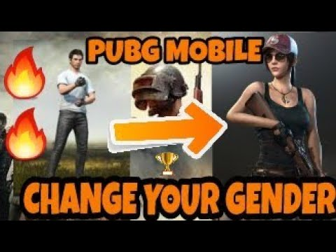 How To Change Gender In Pubg