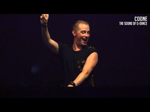 Coone - The Sound of Q-Dance Chile, 2014