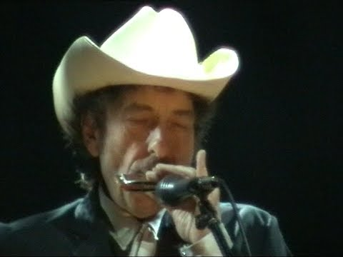 Bob Dylan-Mama You've Been On My Mind Bournemouth 05.05.2002