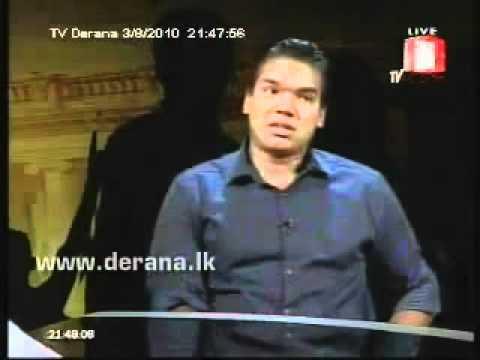 Adaderana 360 Interview with Namal Rajapaksa - 08.03.2010 - Part 01