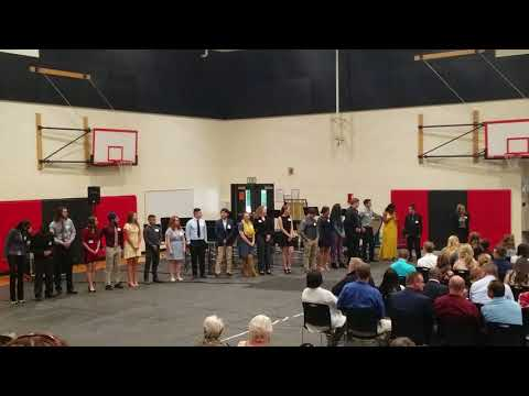 Outstanding Seniors Awards 05.21.18