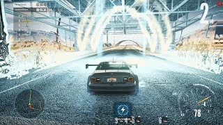 Need For Speed Edge: BMW M3 GTR Free Roam + Mario Kart Race Mode