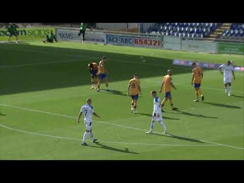 Mansfield Tranmere Goals And Highlights