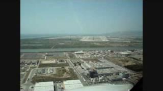 Landing Barcelona / BCN RWY 25 R - B737-800