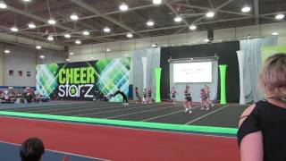 Cheerstarz Nationals Junior 2 Wildfire 4/29/17