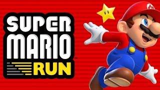Super Mario Run - СТОИТ ЛИ ИГРАТЬ В ЭТО?