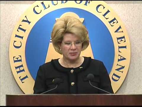 Beth E. Mooney Speech Pt. 1/6 - YouTube