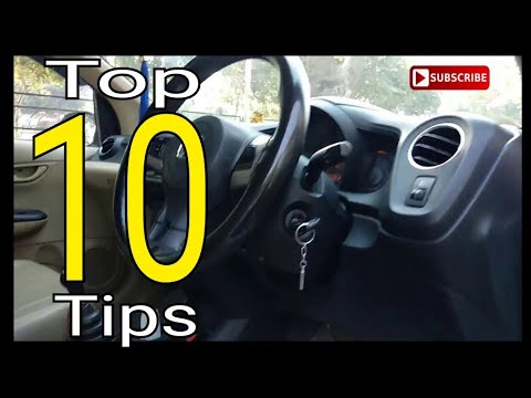 driving tips for new drivers when learning