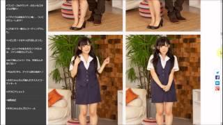 http://fashion.yumenogotoshi.com/ 地下アイドル・天木じゅんさんコラ...