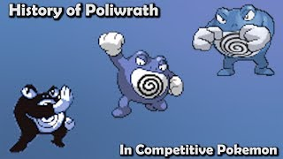 failzoom.com - How GOOD was Poliwrath ACTUALLY? - History of Poliwrath in Competitive Pokemon (Gens 1-6)