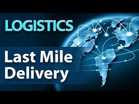 Last Mile Delivery - Logistics - Startup Guide For Entrepreneurs By Nayan Bheda