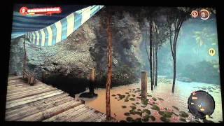 Dead Island Riptide 3p Co-op PS3 часть2