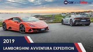Lamborghini Avventura: Expedition To Arctic Circle | NDTV carandbike