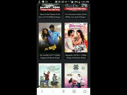 How to download new movies from...