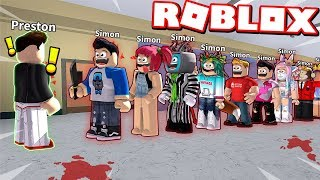 ROBLOX WORLD'S LONGEST GAME of SIMON SAYS in MM2!