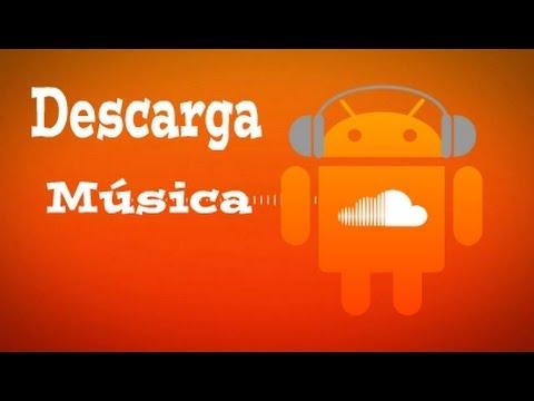Descarga Musica Desde SoundCloud Para Android