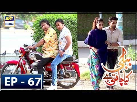 Bubbly Kya Chahti Hai - Episode 67 - 21st February 2018 - ARY Digital Drama