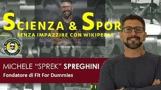 "88 Scienze Motorie Talk Show - Michele ""SPREK"" Spreghini"